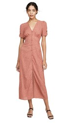 The Fifth Label Montana Dress Spice With Mocha