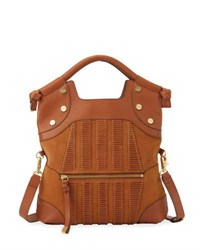 Foley Corinna Charlotte Lady Tote Bag Brown