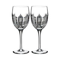Waterford Essentially Dungarvan Wine Glasses Set Of 2