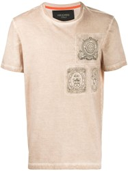 Mr And Mrs Italy Printed T Shirt Neutrals
