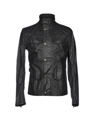 Matchless Jackets Black