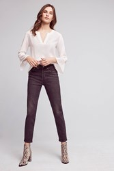 Anthropologie Levi's Wedgie Icon Ultra High Rise Jeans Black