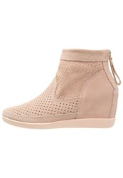 Shoe The Bear Emmy Ankle Boots Nude