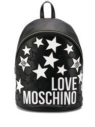 Love Moschino Star Print Backpack 60