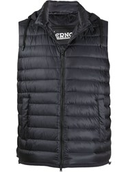 Herno Hooded Down Gilet 60