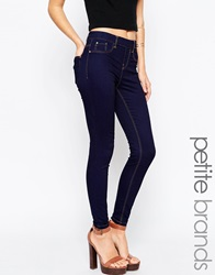 New Look Petite Jegging Blue