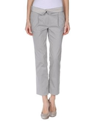 Kiton Casual Pants Light Grey