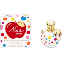 Nina Ricci Nina Pop Eau De Toilette 50Ml 10Th Birthday Collectors Edition