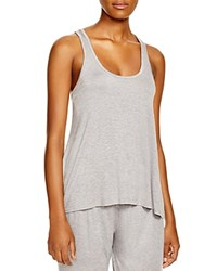 Splendid Intimates Always Drapey Tank Medium Marled Heather