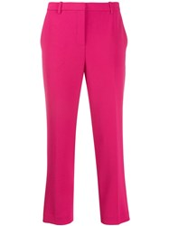 Theory High Waisted Cropped Trousers 60
