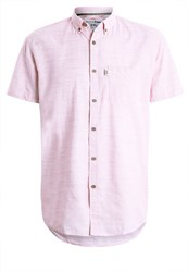 Tom Tailor Denim Relaxed Fit Shirt Light Berry Mauve Pink
