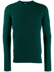 Drumohr Crew Neck Jumper 60