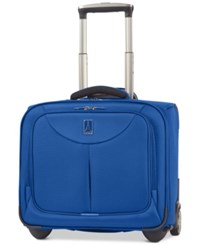 Travelpro Walkabout 2 Rolling Tote Only At Macy's Royal Blue
