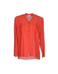 Bagutta Shirts Orange