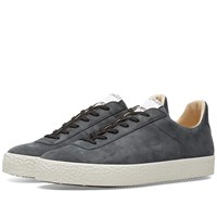 Spalwart Court Low Nubuck Black