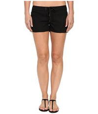 O'neill Pacific 3 Boardshorts Black Women's Swimwear