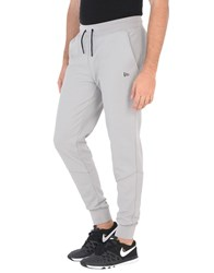 New Era Trousers Casual Trousers Grey