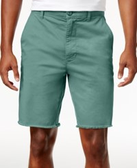 American Rag Men's Stretch Twill Shorts Only At Macy's Bristol Blue