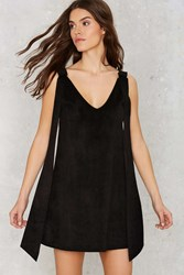 Nasty Gal After Party Vintage Swing It A Line Dress