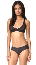 Free People Tatiana Soft Bra Black
