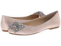 Blue By Betsey Johnson Ever Champagne Satin Women's Bridal Shoes Bone