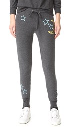 Wildfox Couture Stay High Sweats Clean Black