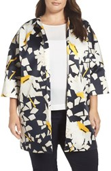 Persona By Marina Rinaldi Plus Size Women's Duster Jacket