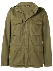 Aspesi Military Jacket Green