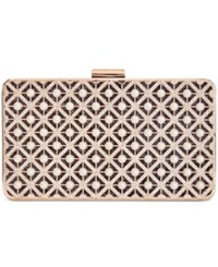 Inc International Concepts Nelaa Clutch Only At Macy's Gold