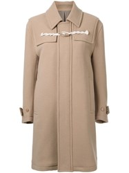 Cityshop One Toggle Duffle Coat Brown