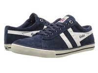 Gola Comet Suede Navy Ecru Men's Shoes