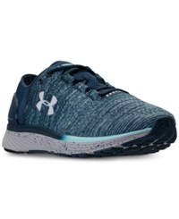 Under Armour Charged Bandit 3 Running Sneakers From Finish Line True Ink Blue Infinity Wh