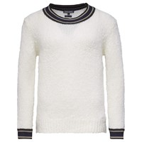 Tommy Hilfiger Pagra Mohair Wool Jumper Snow White