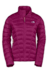The North Face Women's 'Quince' Water Repellent Down Jacket Dramatic Purple