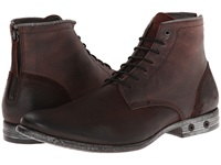 Diesel Boa Vista Chron Zip Winetasting Men's Lace Up Boots Burgundy