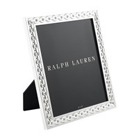Ralph Lauren Home Eloise Photo Frame 8X10 Silver