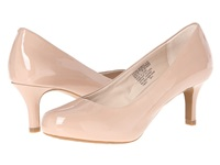 Rockport Seven To 7 Low Pump Taupe Patent High Heels