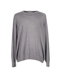 J For James Sweaters Grey