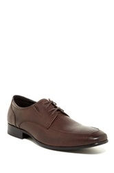 Kenneth Cole Reaction Shoe Polish Blucher Brown