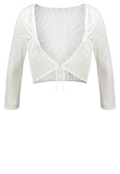 Cream Sinna Cardigan Natural Offwhite Off White