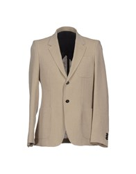 Mario Matteo Mm By Mariomatteo Suits And Jackets Blazers Men Beige