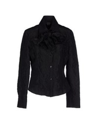 Diana Gallesi Shirts Black