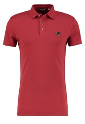 Antony Morato Polo Shirt Rosso Scarlatto Red