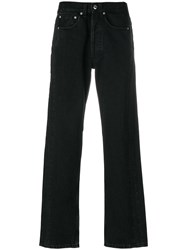 Alexander Mcqueen Loose Fit Jeans Black