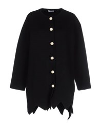 Moschino Cheap And Chic Moschino Cheapandchic Coats And Jackets Coats Women Black