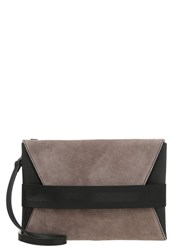 Zign Clutch Taupe