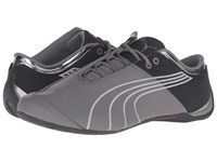 Puma Future Cat M1 Core Steel Gray Black Men's Shoes