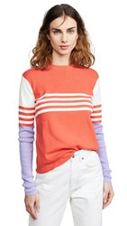 Kule Jilly Sweater Poppy Lilac