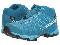 La Sportiva Synthesis Mid Gtx Fjord Women's Shoes Blue