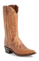 Men's Lucchese 'Mad Dog Goat' Western Boot
